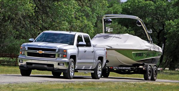 2014 Chevrolet Silverado LTZ 069 2014 Chevrolet SILVERADO