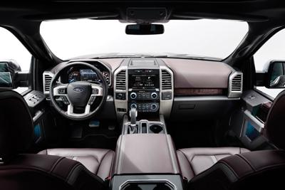 2015FordF150 06 HR 2015 Ford F 150