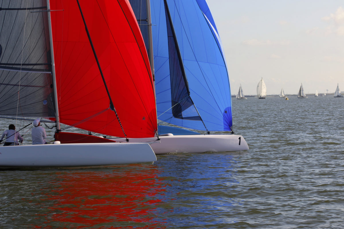 2016 HOOD Regatta Photo Houston Open One Design Regatta