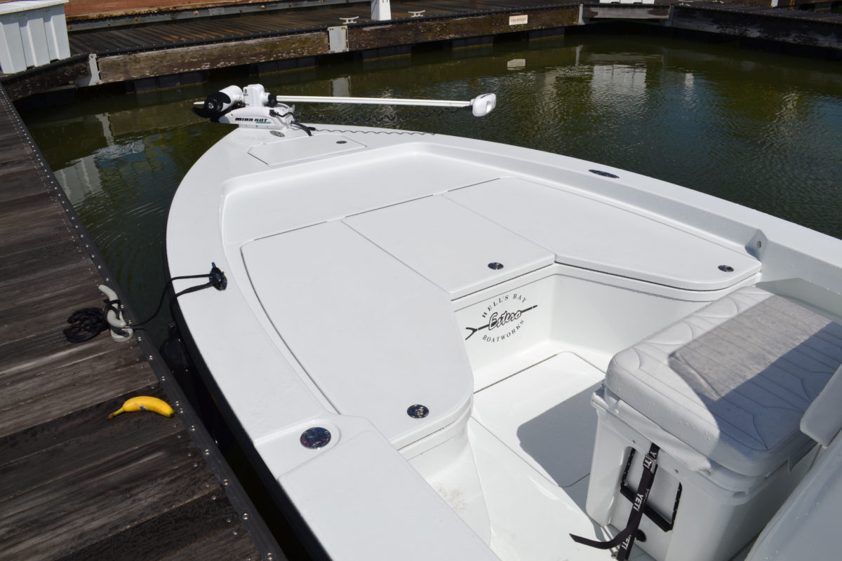 DSC 0172 Boat Preview: The All New Hells Bay Boatworks Estero