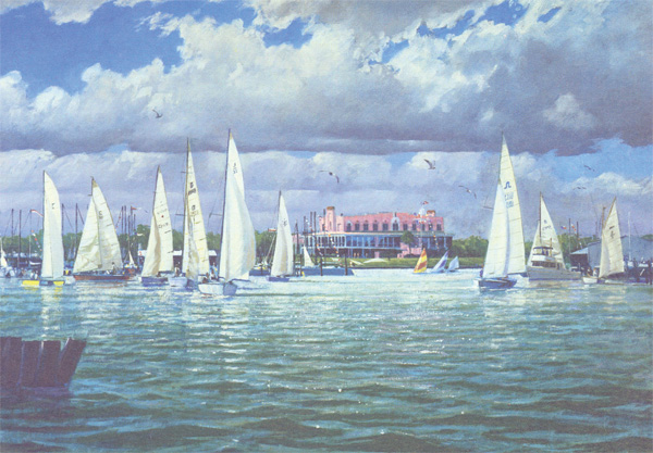 HYC1 History of the Houston Yacht Club