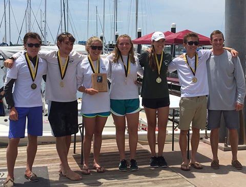 Mallory Cup 2016 Winners High School Sailing Team Makes Texas History