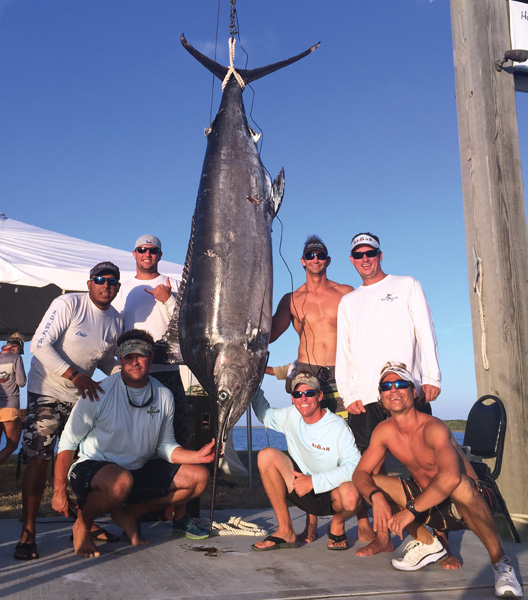 REHAB Blue Marlin Release1 2015 Lone Star Shootout