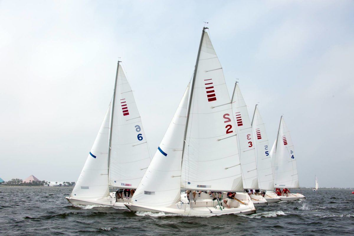 Race Start National Hospice Regatta Alliance