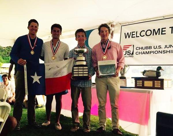 SearsCupWinners Lakewood Yacht Club Team Wins US Sailing's Prestigious Sears Cup