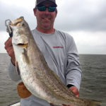 Steve hillman 7lb trout 150x150 Fishing with Capt. Steve Hillman