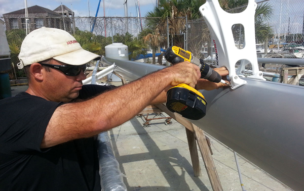 alexcrowell Ask the Rigger: Sailboat Rigging Questions