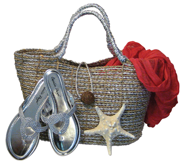 backbayboutiquebag Whats in Your Bag? Nautical Jewelry & Accessories