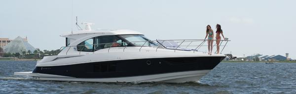 cantius1 Cruisers Yachts 45 Cantius