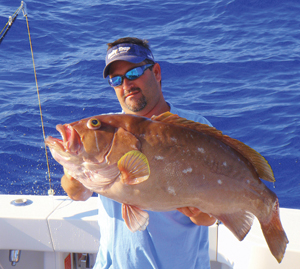 captholdengrouper Deep Drop Techniques for Grouper and Tilefish