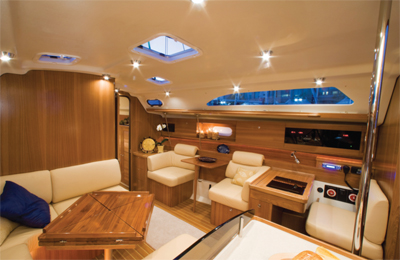 cat445image Catalina Yachts 445