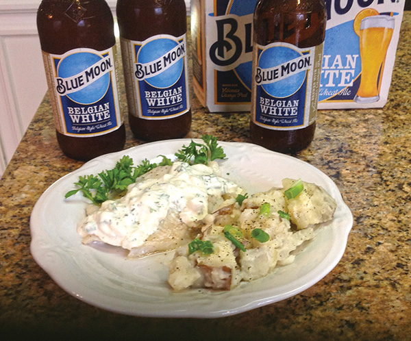 floundergreensauce The Galley: Beer Pairings With Seafood