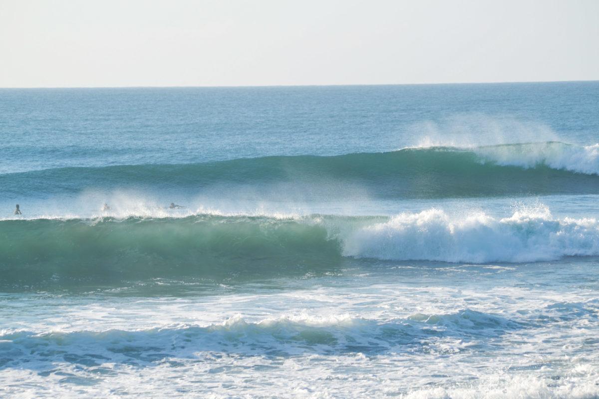 friday waves Surf Trip: K59, El Salvador