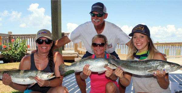 gbftrout Ladies Casting for Conservation Tournament