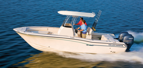 grady27 Offshore Fishing Boats for the Gulf