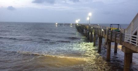 Articles page 9 of 15 gulf coast mariner magazine for Galveston fishing pier