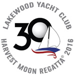 harvestmoonlogo Near Perfect Weather During the 30th Annual Harvest Moon Regatta