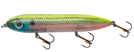 heddonsuperspook Five Lures for Big Speckled Trout
