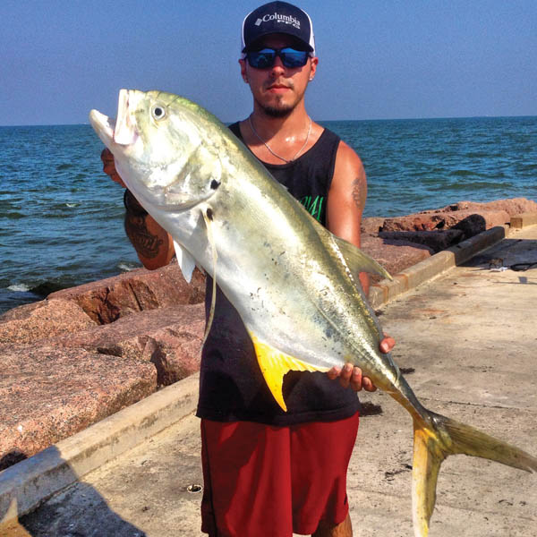 jackfish Crevalle Jack Fishing