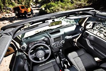jeepinterior 2014 Jeep Wrangler