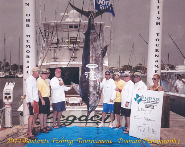 legacybluemarlinrecord Revisiting The Legacys Blue Marlin State Record
