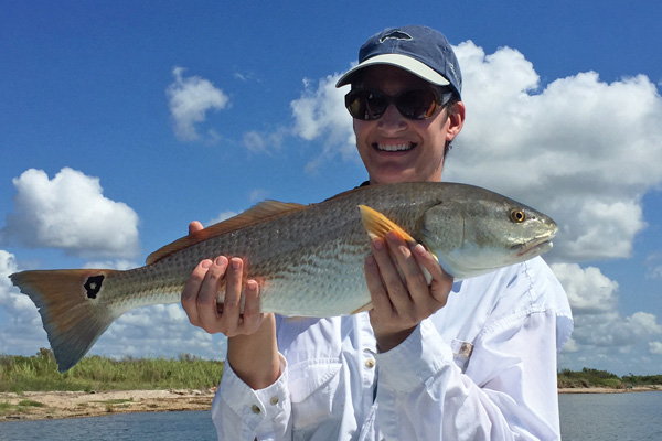 lightfootred Galveston Redfish and Trout Tactics in September