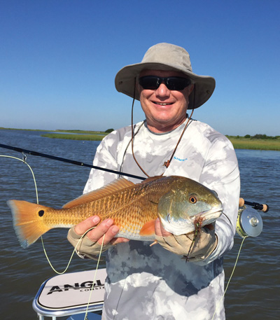 mikeattis1 Summer School: Schooling Redfish in the Marsh