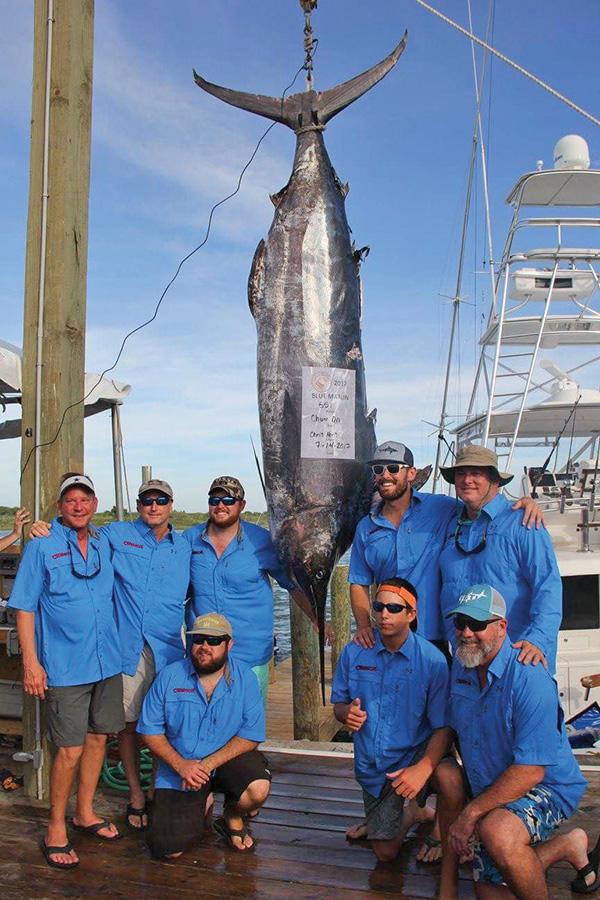 poco chum on Fishing & Winning POCO