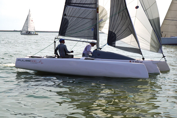 pulse600 Corsair Marine Pulse 600 Trimaran