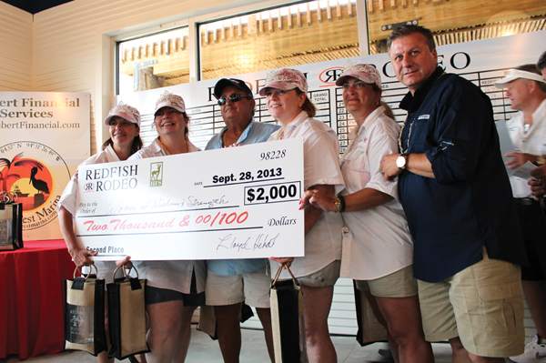 redfishrodeo5 Redfish Rodeo Womens Tournament
