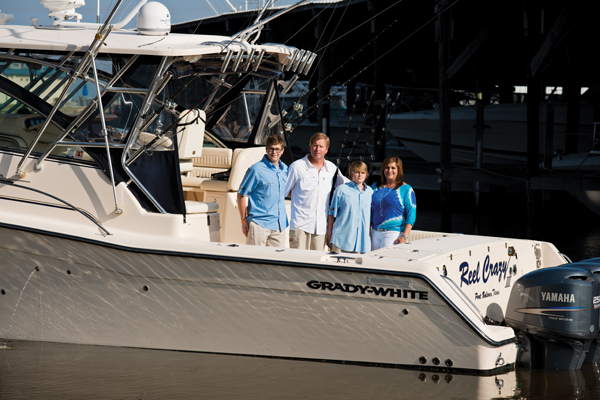 reelcrazy Boaters for Life   Kevin Ruszkowski and Family