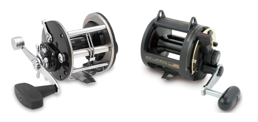 The Penn 309 and Shimano TLD25 are both sturdy, affordable reel options for first timers offshore.