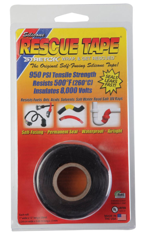 rescuetape What's in Your Bag?
