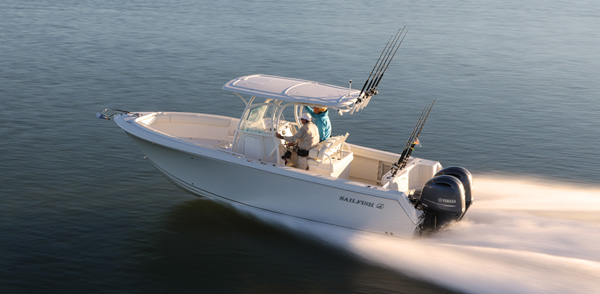 sailfish27 Offshore Fishing Boats for the Gulf
