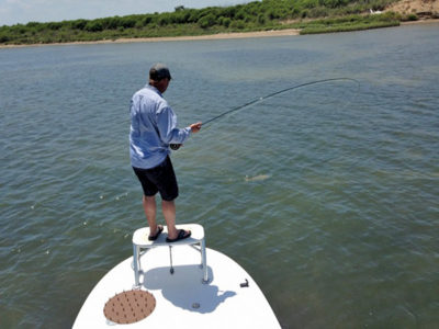 soule skiff 400x300 Fall into Great Galveston Fishing
