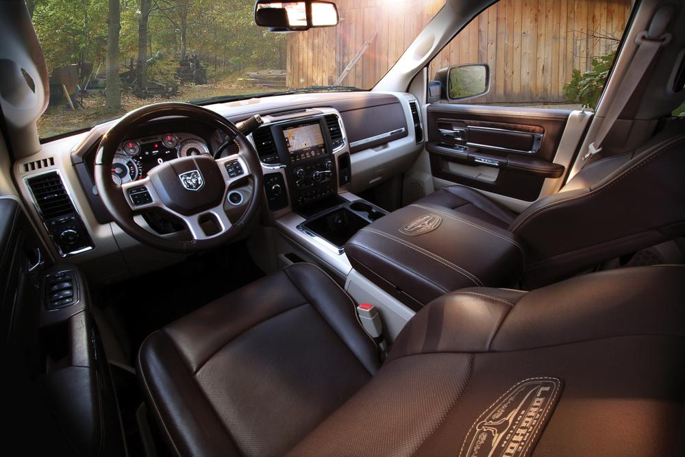 truckinterior 300x200 Luxury Meets Ability