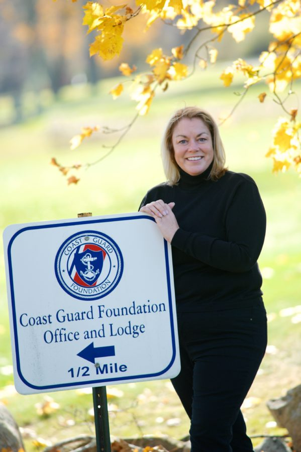 url Coast Guard Foundation Appoints New President