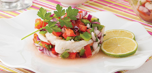 wahoo ceviche recipe Wahoo Recipes