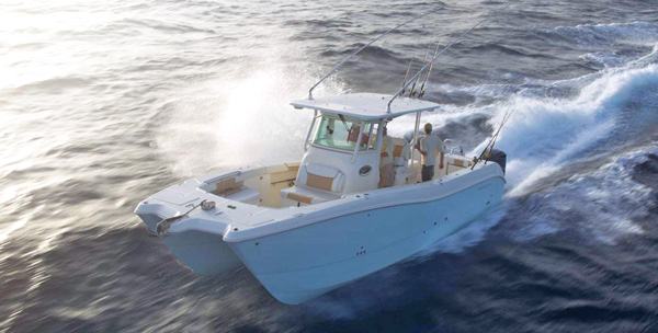 Offshore Fishing Boats for the Gulf - Gulf Coast Mariner