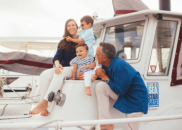 yacht sales co family Family, Fun and Friendships: One Hundred Years of Commitment to the Sea