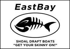 East Bay Shoal Draft Boats