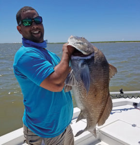 black drum galveston 289x300 Fishing After a Cold Winter