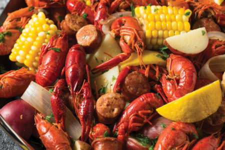 crawfish recipes 450x300 Crawfish for the Win!