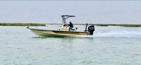 Haynie Custom Bay Boats   25 Magnum