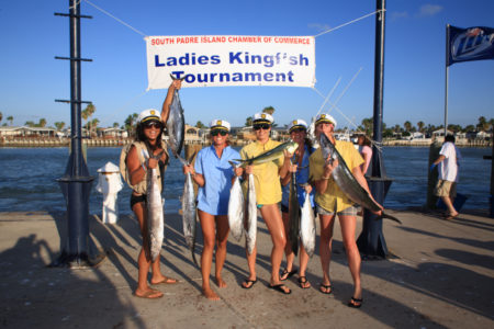 2015 450x300 The 37th Annual South Padre Island Chamber of Commerce Ladies Kingfish Tournament