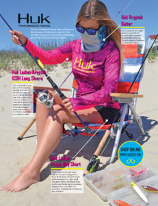 Huk Lady Angler 231x300 Fishing Apparel for the Lady Angler by Huk