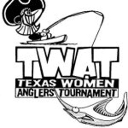 twat logo Texas Women Anglers Tournament