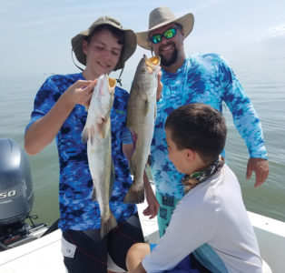 galveston bay trout 314x300 Hot and Getting Hotter!