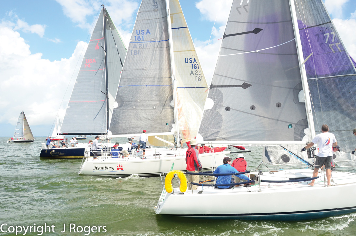 baycup Lakewood gearing up for two August regattas