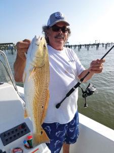 JohnM 225x300 Galveston Bay Trout Fishing: The Transition